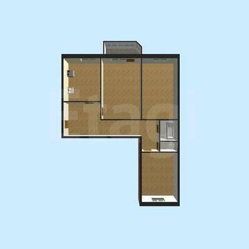 Продам 3-комн. кв. 86 кв.м. Тюмень, Пржевальского - Фото 1