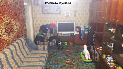 2х комнатная квартира микрорайон Серебрянка. - Фото 4