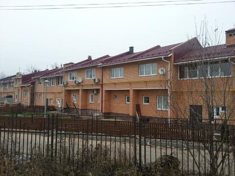 Жилой дом (таунхаус) д.Терновка - Фото 1