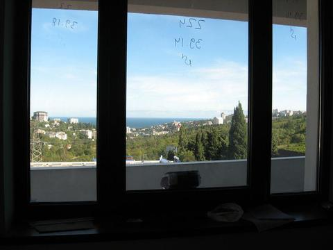 Продам 2-х ком. квартиру 85,1 м2 с отделкой, в Ялте, с видом на море. - Фото 3