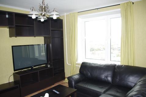 Двухкомнатная квартира ул. Годовикова дом 1к2 - Фото 1