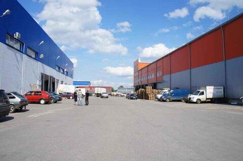 Аренда склада 877,7 кв.м. - Фото 1