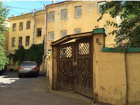 Под офис или Хостел 226 м2, Фурштадская ул. - Фото 1