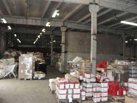 Продам производственное помещение 6565 кв.м, м. Волковская - Фото 3