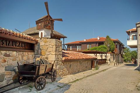 Земельный участок под строительство в Болгарии - Фото 2