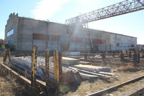 Производственно-складской комплекс 16 200 кв.м. - Фото 1