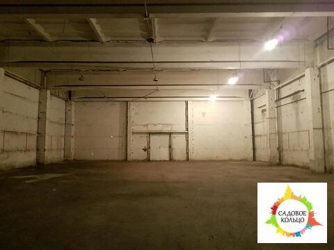 Сдаются теплые и холодные склады от 200 кв - Фото 1