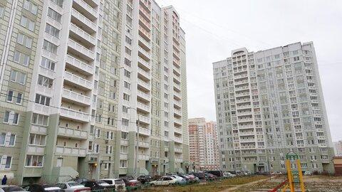 1-к квартира, 39 м2, 4/17 эт, Подольск, ул. Генерала Смирнова, д.14 - Фото 4