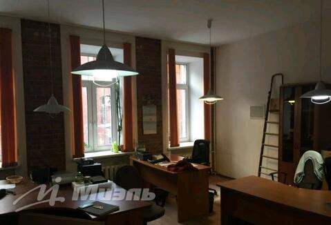 Сдам офисную недвижимость (класс В), город Москва - Фото 3