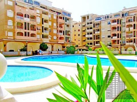 Сдам квартиру в Испании на берегу моря в курортном городе Торревьеха - Фото 4