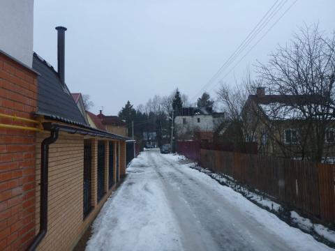 Дом в стародачном месте рядом с Москвой. - Фото 3