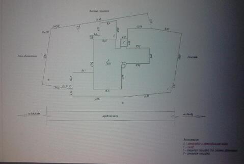 Земля - участок 0,25 Га с осз 573м.кв на Боровском ш, 17 км от МКАД - Фото 1