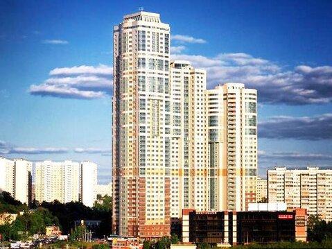 Четырехкомнатная квартира 184 кв.м. рядом с метро Проспект Вернадского - Фото 1