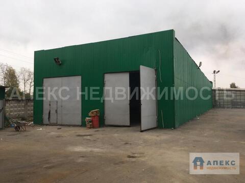 Аренда помещения пл. 530 м2 под склад, производство, Домодедово . - Фото 4