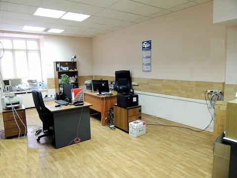 Аренда офисного помещения 122,9 м2 отдельным блоком Авиамоторная - Фото 5