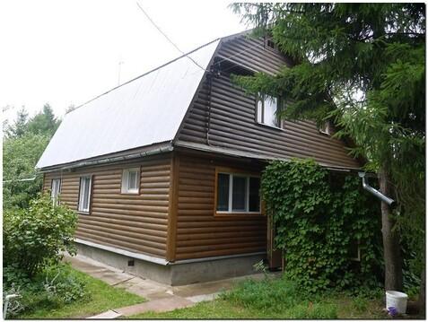 Уютная дача 150 м из натурального дерева в ДНТ Рузаево ! - Фото 1