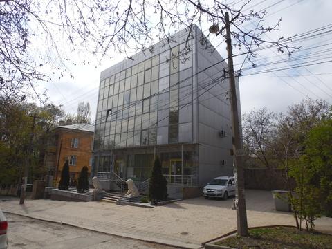 Отдельно стоящее здание общ.пл.833 м.кв, 4 этажа , был банк , парковк - Фото 1