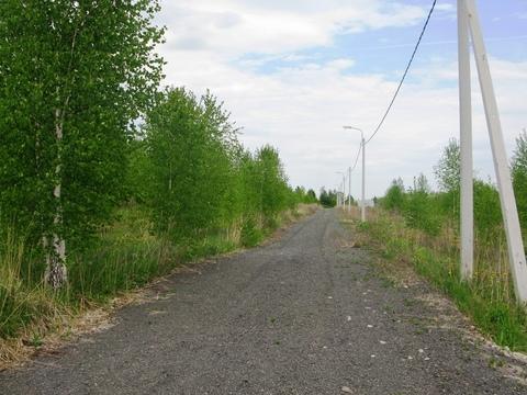 Участок 23,8 сот, с выходом в лес. - Фото 1
