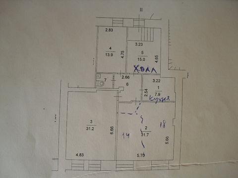 Под офис, салон, мини-отель 108 кв.м, отд/вход, Новинский б-р, д.1 - Фото 5