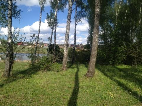 Квадрохаус на берегу пруда - Фото 1