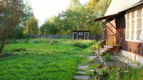 Дача 63 кв.м. на участке 12 соток в СНТ Марково на опушке леса. - Фото 4