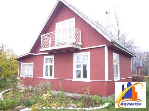 Продается зимний дом в поселке Чулково - Фото 1