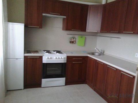 1 комнатная квартира. Общая площадь 35.5 кв.м, жилая 16 кв.м, кухня . - Фото 5