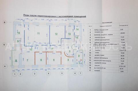 Продажа помещения свободного назначения (псн) пл. 230 м2 под банк м. . - Фото 5