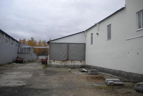 Склад 1800м2 Горькоское, Носовихинское ш. - Фото 3