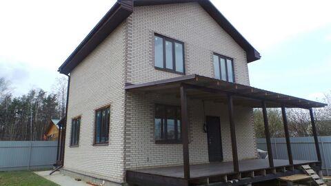 Продается дом под чистовую отделку, 15 минут от метро Котельники - Фото 1