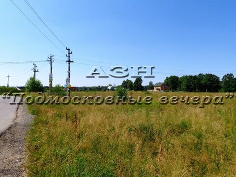 Киевское ш. 42 км от МКАД, Жедочи, Участок 400 сот. - Фото 1