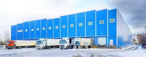 Сдам складское помещение 8440 кв.м, м. Бухарестская - Фото 1