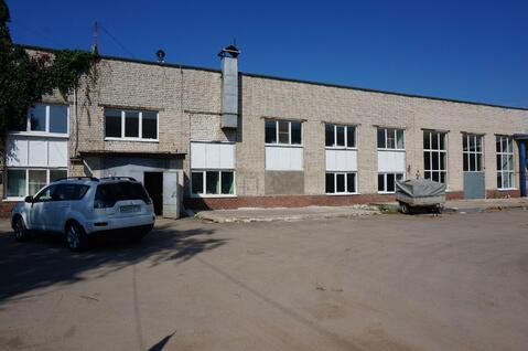 Продажа производственного здания с земельным участком - Фото 2