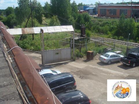 Производственно-складская база с ж/д тупиком, г.Екатеринбург - Фото 3