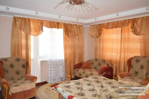 Однокомнатная квартира в новом доме в центре Волоколамска - Фото 5