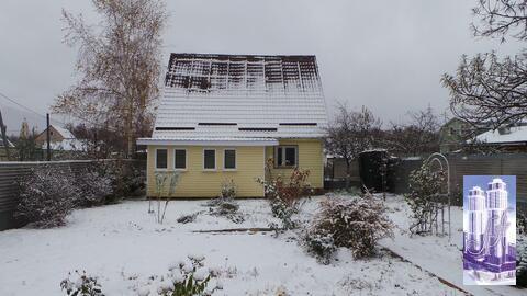 Дом 100м2 с.Домодедово ул. Заречье - Фото 1