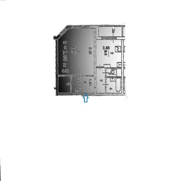 Продается 1-комнатная квартира с отделкой, Южное Бутово (Щербинка) - Фото 2
