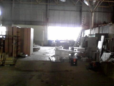 Производственное помещение 460 кв.м. Отопление, вода, охрана, кран-балка - Фото 4