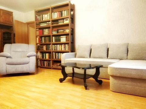 Большая 2-х комнатная квартира с евроремонтом в новом доме - Фото 1