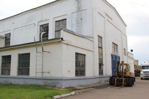 Производственный комплекс 12 000 кв.м. - Фото 1
