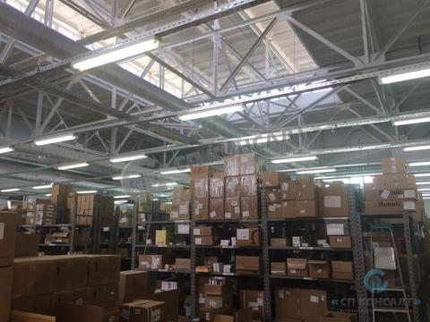Сдам склад класса В на Промышленном проезде - Фото 1