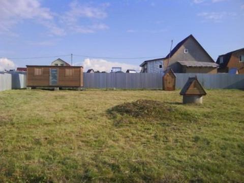 Продается земельный участок, Ненашево, 8 сот - Фото 1