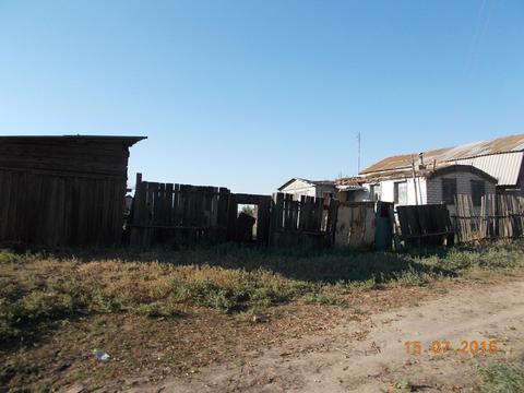 Продаю Дом 30 кв.м с Участком 8 соток, Заплавное, Волгоградская обл - Фото 1