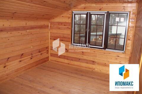 Бревенчатый дом общей площадью 90 м2 - Фото 5