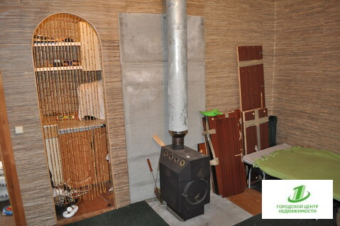 Продам дом с коммуникациями 85м(бревно) в СНТ Восход. д.Фаустово. - Фото 3