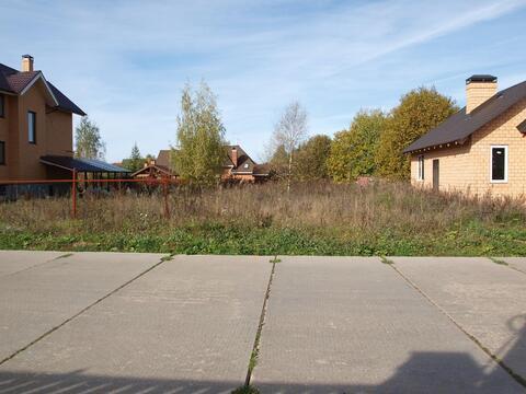Земельный участок в охраняемом коттеджном поселке - Фото 4