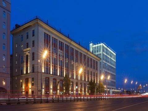 Аренда офиса 110 кв. м, м. Алексеевская - Фото 1