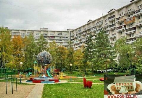 Продается комната в 3к. кв. г. Зеленоград к.158 - Фото 4