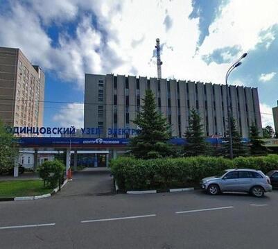 Здание в Одинцово ул.Маршала Жукова s= 5552 кв.м. на уч. 64 сотки - Фото 1