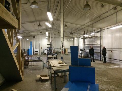 Производственное помещение 371 м2, Пантонный - Фото 1
